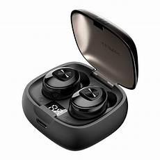 Bluetooth Earphone True Wireless Digital Display by Cliptec Mini Ii Bluetooth Digital Display True Wireless