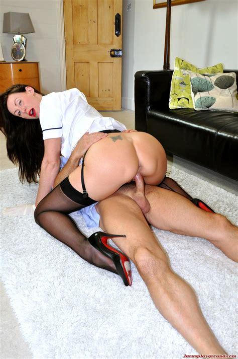 Sexy British Nurse