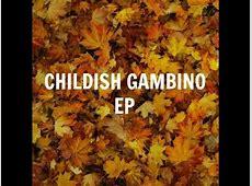 childish gambino album list