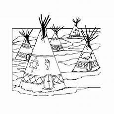 sch 246 ne ausmalbilder malvorlagen indianer ausdrucken 1