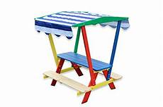 Kindersitzgruppe Garten Holz - kinderpicknicktisch mit dach kindersitzgruppe24 de