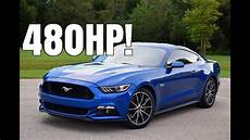 ford mustang gt 2017 2017 ford mustang gt w roush bolt ons driving review