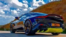 New Aston Martin Vantage Drive Epic Exhaust