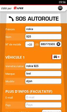 Sos Autoroute 3 0 2 Applications Android Sur Play
