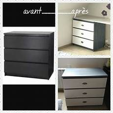 relooking commode malm ikea home made commode malm