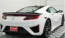 white 2017 acura nsx for sale
