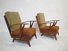 deense vintage design fauteuils