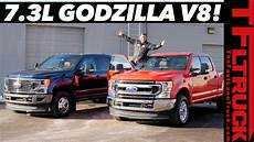 a look at the 2020 ford duty 7 3l gas v8 and