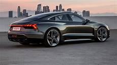 2021 audi e tron gt perfect coupe youtube