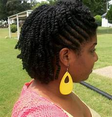 Twist Hairstyles For Hair afro twist updo flat twist updo hairstyles 555 image