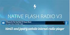 native html5 radio player by sodah codecanyon