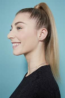 ponytail hairstyles for school 39 and easy hairstyles for school you can actually do
