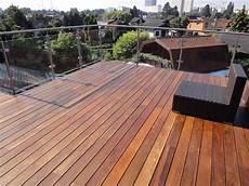 terrasse mit holz holzterrasse ipe wohngesund