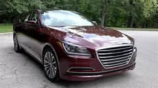 2015 hyundai genesis 3 8 awd review 4k youtube