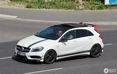 mercedes a 45 amg edition 1 21 july 2016 autogespot