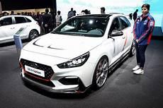 Hyundai I30 N Option Studie 2018 Optik Paket Autobild De
