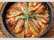 12 Easy Ideas For One Pot Chicken Dinners
