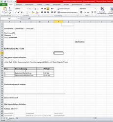 lieferschein vorlage doc lieferschein vorlage f 252 r office word kostenlos
