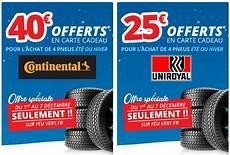 bon plan pneu bon plan pneu de 25 224 40 euros offerts sur l achat de pneus continental uniroyal ou feu vert
