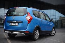 dacia lodgy stepway 1 2 tce 115 s s test project