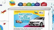 Auto Gewinnspiel Radio Teddy 2 Renault Megane Und Matchbox