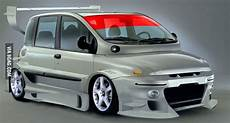 fiat multipla tuning if you think it can t be any worse i present you fiat