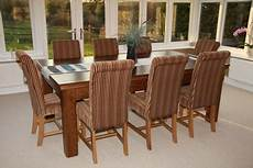 8 Seater Dining Room Table And Chairs by 20 Collection Of 8 Seater Oak Dining Tables Dining Room