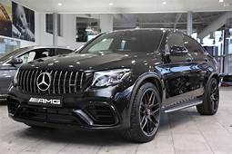 Used 2018 Mercedes Benz G Class AMG GLC 63 S 4MATIC