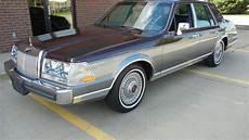 free car repair manuals 1984 lincoln continental seat position control 1984 lincoln continental 4 door sedan f295 st charles 2011