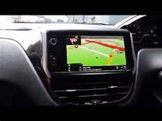 Peugeot 208 Navigation Gps And Rear