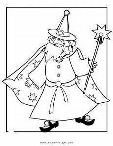 zauberer malvorlagen quest kinder zeichnen und ausmalen