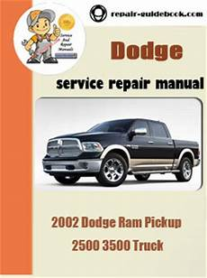 car engine manuals 2002 dodge ram van 3500 electronic throttle control 2002 dodge ram pickup 2500 3500 truck workshop service repair pdf manual online repair manuals