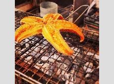 Grilled Starfish (Terra Americana)