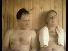 sauna banned commercial