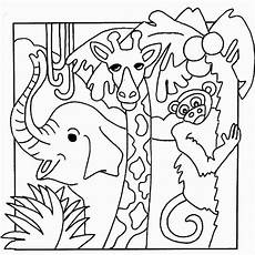 jungle animals coloring pages for kindergarten 17049 jungle animal coloring sheets animal coloring pages jungle coloring pages animal coloring books