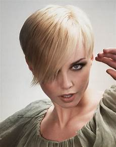 pixie haircut with long fringe pixie with a long fringe that angles across the face