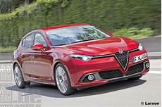 Alfa Romeo Giulietta Iv 2018 Vorschau Autobild De