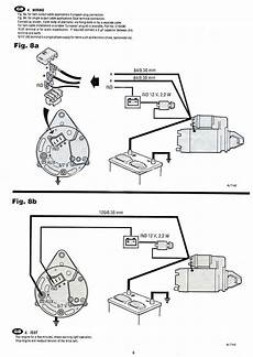 A Ford 655d Backhoe Alternator Not Charging Put New