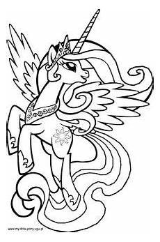 Malvorlagen My Pony Unicorn Ausmalbilder My Pony Zum Ausdrucken Malvorlage