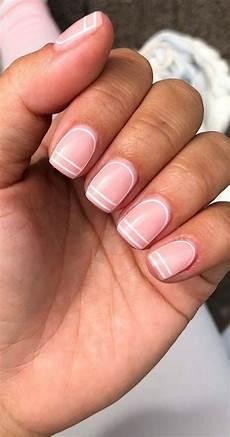 47 beautiful nail art designs ideas cute white outline