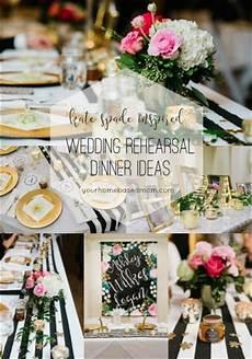wedding rehearsal dinner ideas your homebased mom
