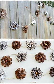 Home Decor Ideaswith Pine Cones by 25 Creative Pinecone Crafts That Add To Your Fall