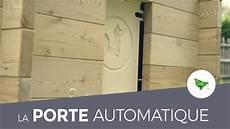 ouverture de porte automatique 110360 la porte automatique du poulailler nouvelle g 233 n 233 ration
