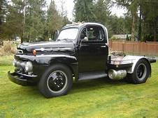 1952 FORD F5 CUSTOM TRUCK  Classic Trucks Big