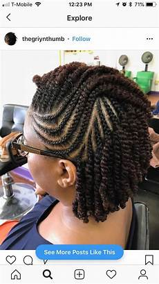 protective style naturalhair naturalblackhairstyles