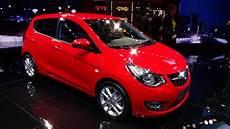 2016 Opel Karl Exterior And Interior 2015 Geneva Motor