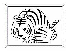 Malvorlagen Tiger Motor Tigers Coloring Pages And Printable Activities