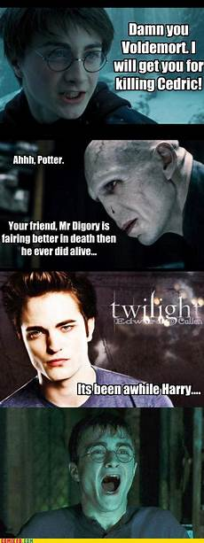 Malvorlagen Lol Harry Potter Lol Harry Potter Vs Twilight Photo 30728120 Fanpop