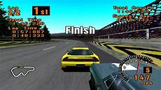 gran turismo 1 high speed ring sony playstation