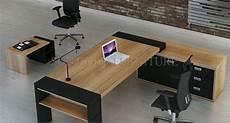 China Wood Office Furniture Modern Large Executive Desk
